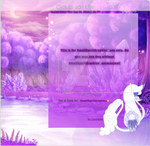 Lady Amalthea's Home Journal Skin by SmallSpiritGraphics