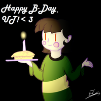 happy b day UT by Serri765