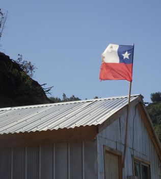 .Chile is strong. by pochychan