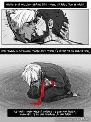 Fenris Tears by DanjiDoodle