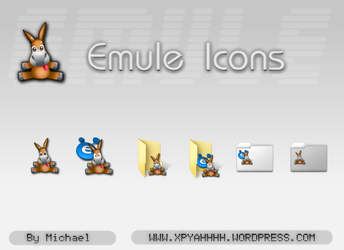 Emule Icons by XPYahhh