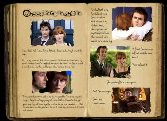 Donna Noble Journal by killashandra-falta
