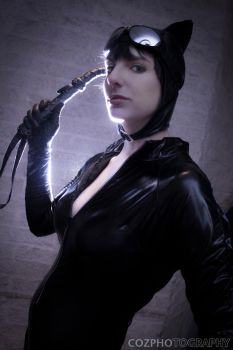 DC: Catwoman by Requiem-Rain