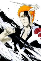 BLEACH: Black and White (spoiler) by Sideburn004