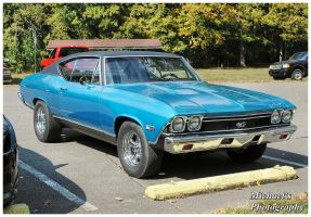 A 1968 Chevelle by TheMan268