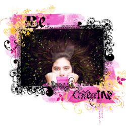 Be Creative by Lisabarrie