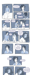 Percy Jackson-- Pizza by Golden-Flute