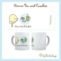 BS - Gimme Tea and Cookies by arwenita