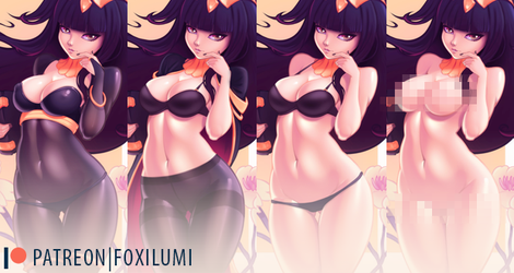 Tharja NSFW Preview by Foxilumi