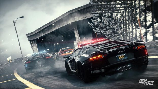 Need for Speed: Rivals by AcerSense