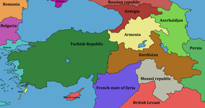 Alternate Turkish partition by DimLordofFox