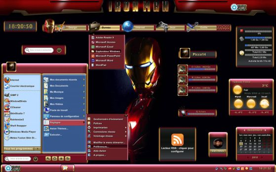 Iron Man Aston2 by Picco14