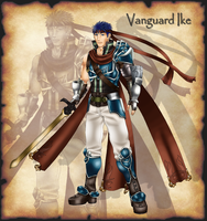 RD Ike in Vanguard Class by Prince-Stephen