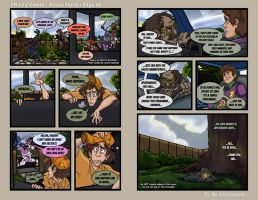 FNAF4 Comic - House Party - Page 85 - 8-9-17 by Mattartist25