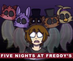 Five Nights at Freddy's by FuntimeRobotics