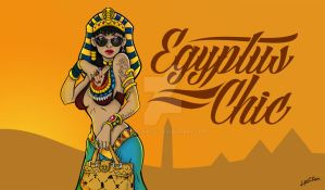 Egyptus Chic by H8orSaints