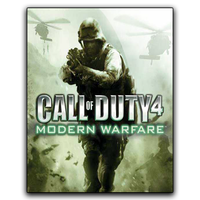 Call of Duty 4 Modern Warfare by Mugiwara40k