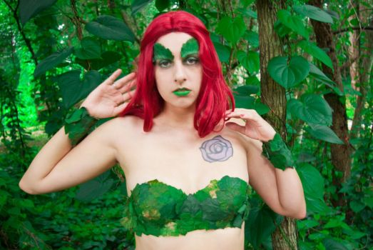 Poison Ivy 1 by deimosmasque