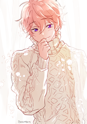 Knit for Kisumi by booombom