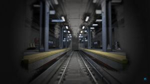 subway III by blueyguana