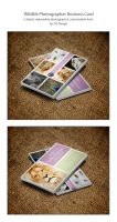 Wildlife Photographer Business Cards by es32
