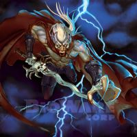 Age of Champions Reaver by anotherdamian