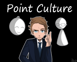 Linksthesun, Plectrum et Ouki - Point Culture by DioLorette