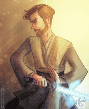 The Perfect Jedi by ketunhanska
