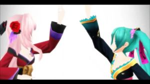 MMD Magnet camera motion DL by Sithlord43