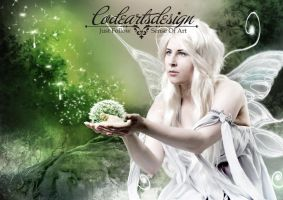 WHITE FAIRY'S by codeartworks