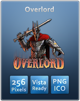Overlord Icon by Th3-ProphetMan