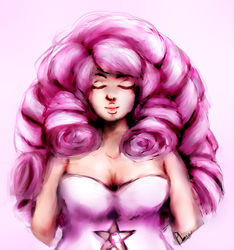 Rose Quartz by PineappleLiar