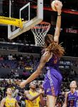 Brittney Griner dunk by lowerrider