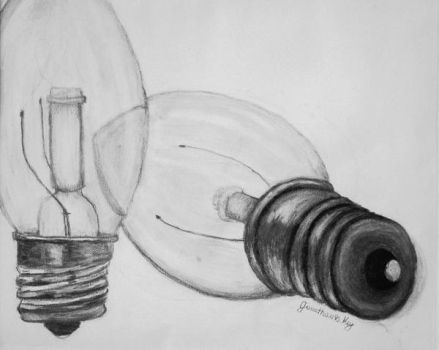 light bulbs by swimboy5002