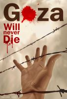 Gaza will never die... by wardany