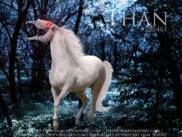 Ghostly Deathly Ghouly... Pony by HonestSilence