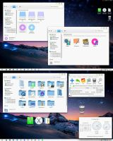 OS X Flat IconPack Installer by alexgal23