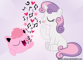 The song of the cuteness by DrPancakees