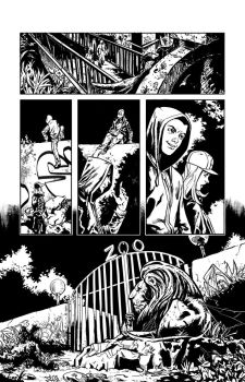 Horror Page No_1 by StefanoSpaziani