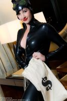 :DC: In The Bag by AlouetteCosplay