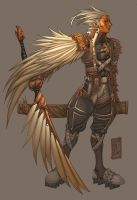 retrospective golden eagle by -seed-