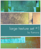 Large Texture Set 1. by flamora