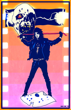 Alice Cooper Jason Lives by Daniel XIII and JB by JBinks