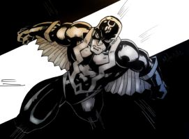 Black Bolt by MikeES