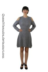 Glamaker knit cold shoulder dress by QueenWerandra