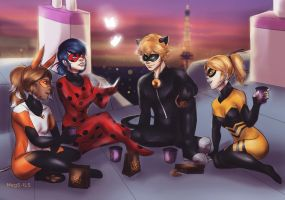 Team Miraculous! by MegS-ILS