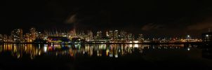 Vancouver panorama by solo1861