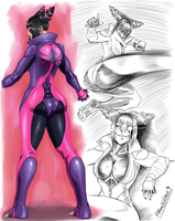 Juri Stuff by Pltnm06Ghost