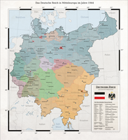 German Empire 1944 by Arminius1871