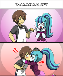 Tacolicious Gift by DrDark7